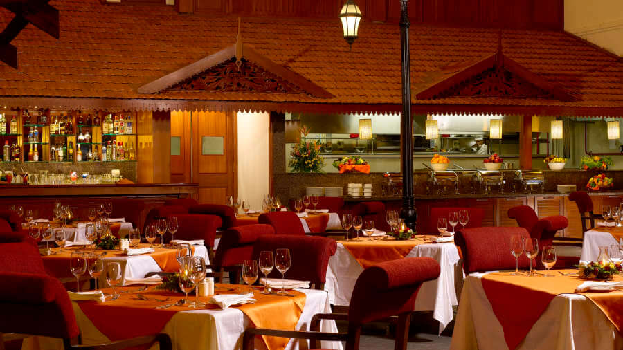 The Paul, Bangalore Bangalore Restaurant 5 Hotel The Paul Bangalore