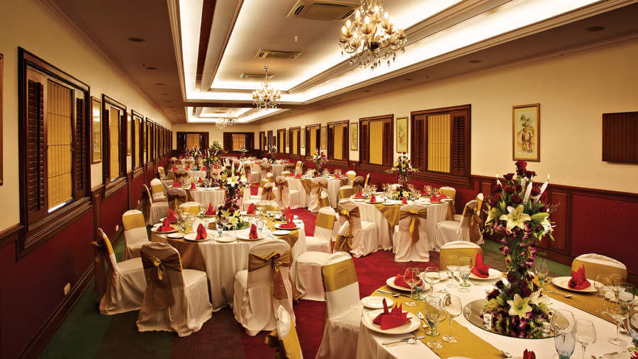 The Paul, Bangalore Bangalore Banquet 2 Hotel The Paul Bangalore
