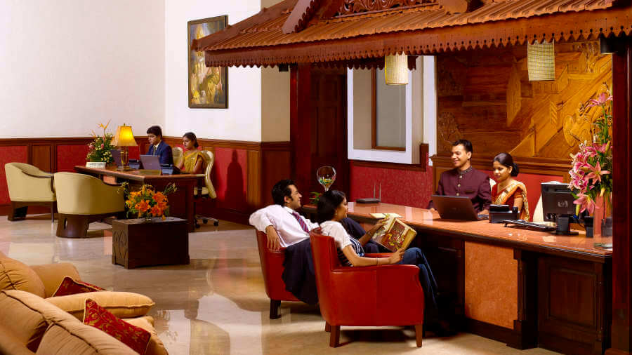 The Paul, Bangalore Bangalore Lobby Hotel The Paul Bangalore