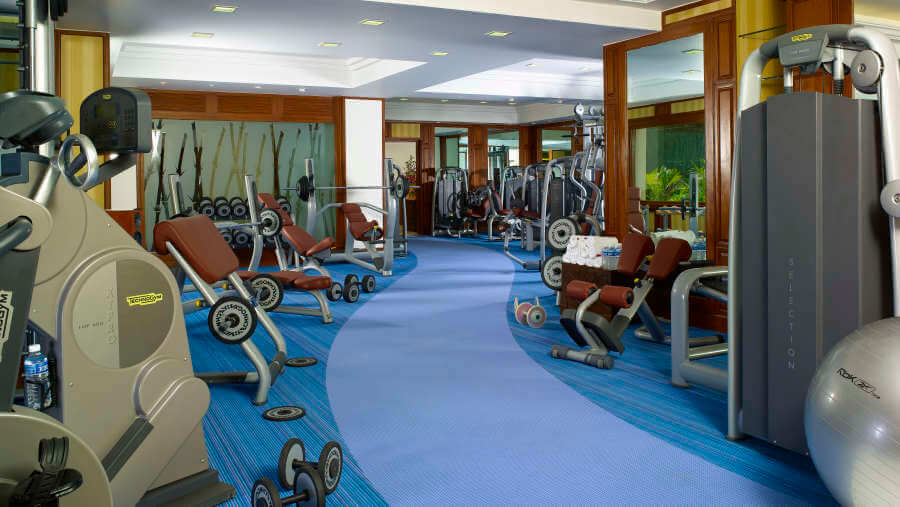 The Paul, Bangalore Bangalore Gym 4 Hotel The Paul Bangalore