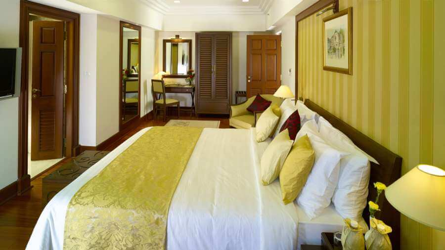 The Paul, Bangalore Bangalore bedroom 3 Hotel The Paul Bangalore